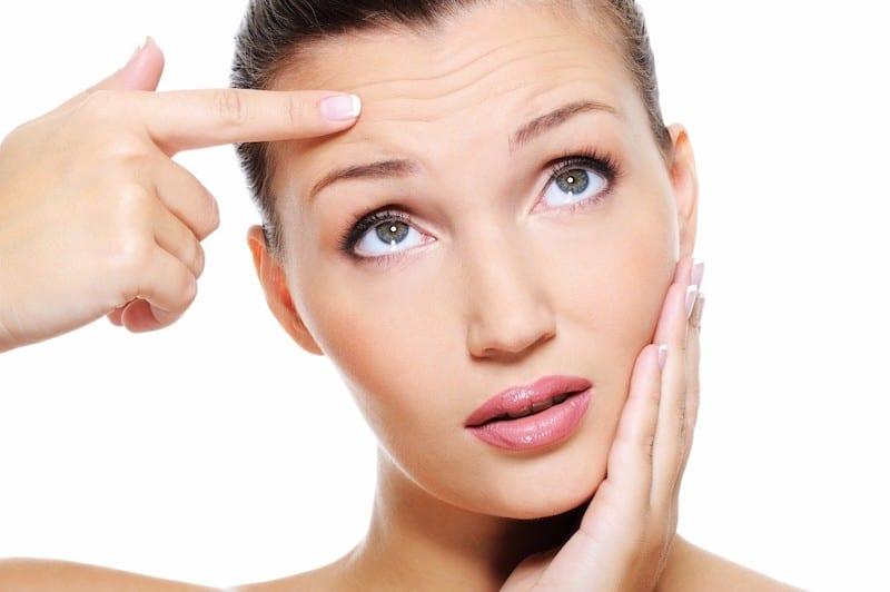 les types de peaux peuvent se classer en six catégories. Voici le 2ème type de peau 2 : la peau sèche