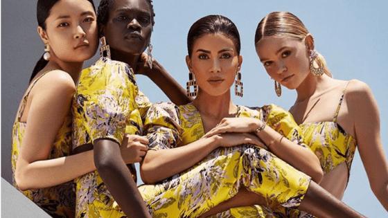 Camila Coelho lance sa propre collection sur Revolve