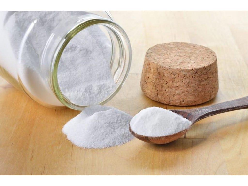 Du bicarbonate de sodium. © Donna Fan Page.it