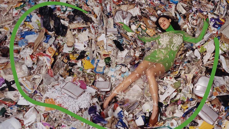 Stella McCartney promeut la mode responsable et durable.