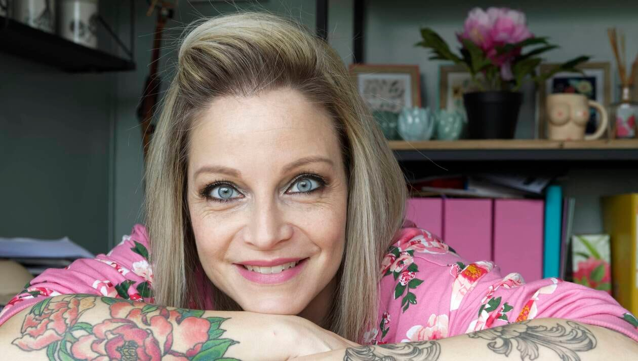 Alexia Cassar, tatoueuse de tétons