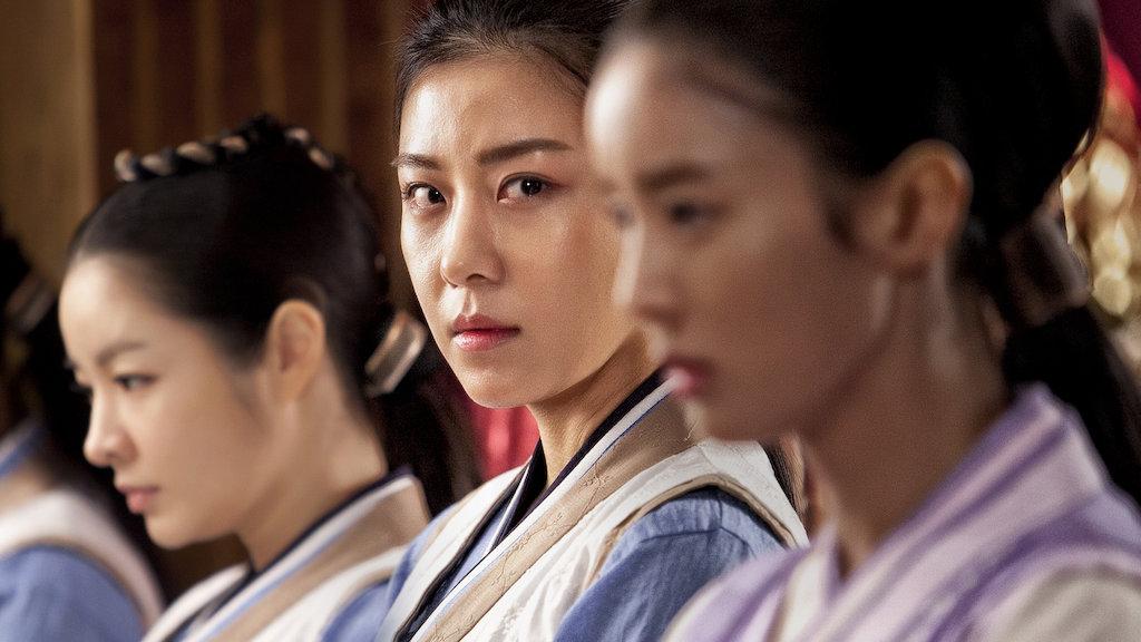 The Empress Ki, meilleure série historique sud-coréenne Netflix.