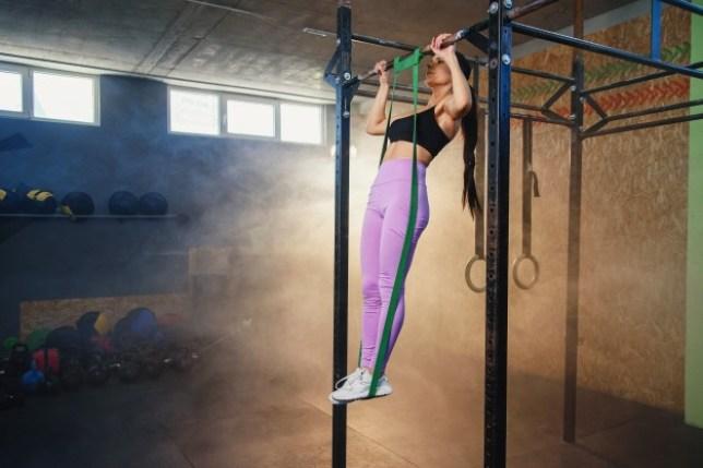 L'univers sportif du pole dance