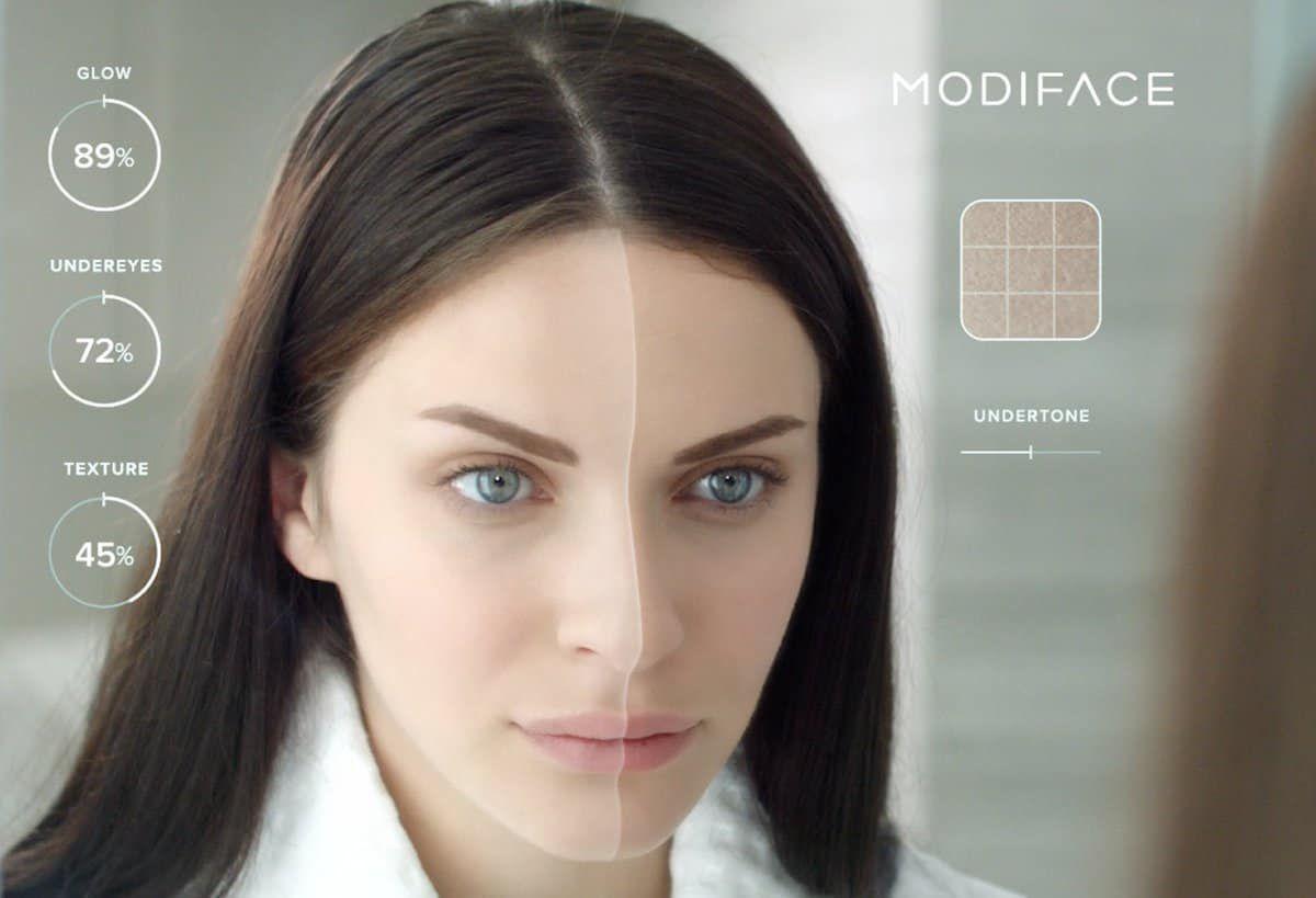 ModiFace L'oréal Covid-19 Makeup