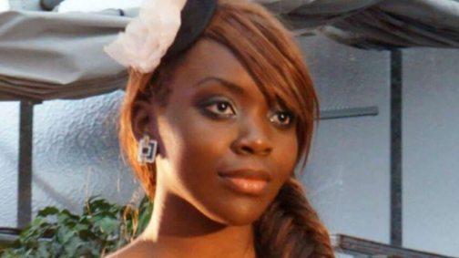 Photo de Naomi Musenga, provenant de Femme Actuelle. Photo originale du Facebook collectif Naomi Musenga
