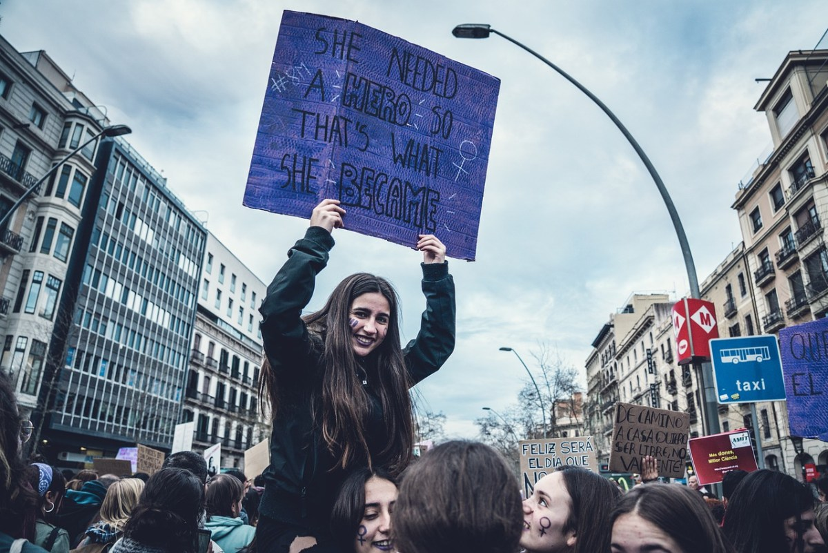 Manifestations contre les violences faites aux femmes