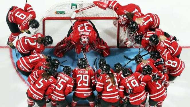 Canada Hockey - Les meilleures sportives