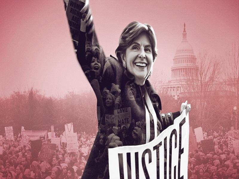 Gloria Allred : l'avocate des femmes.