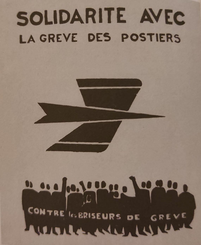 Solidarité avec la grève des postiers