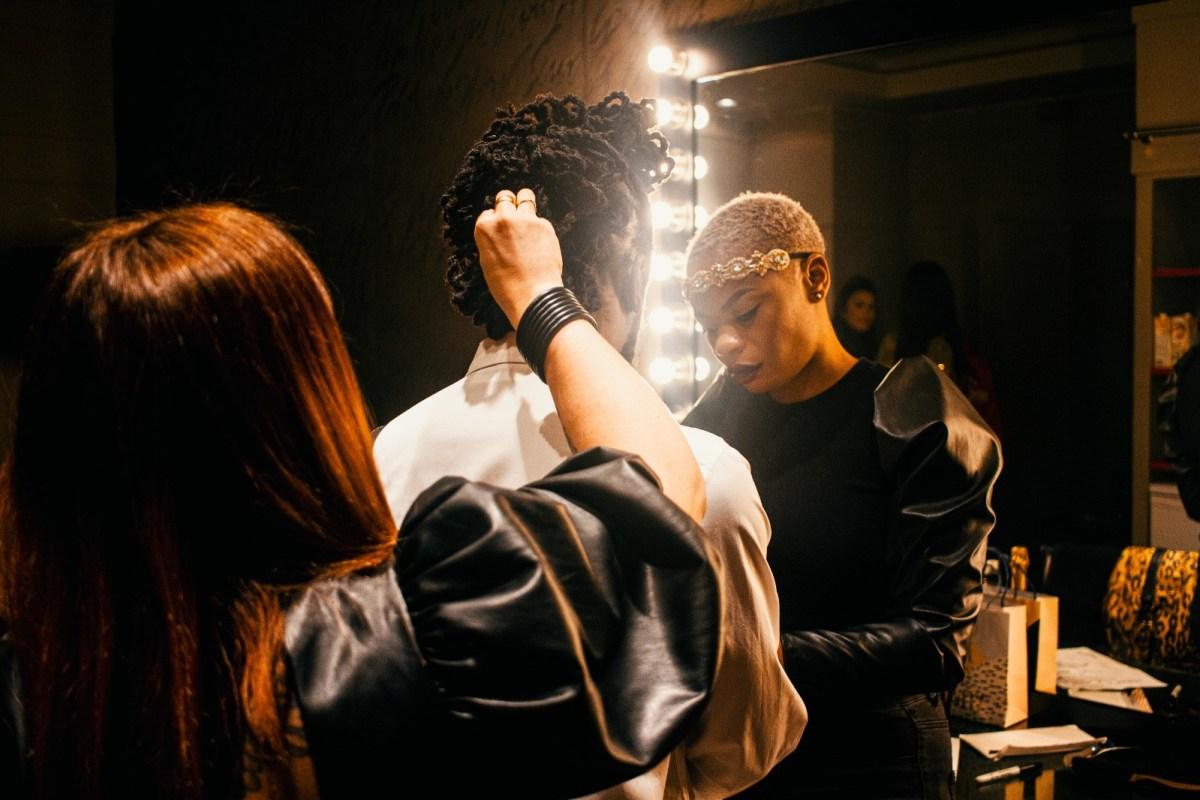 En aparté avec Kgrave, entrepreneure, styliste et maquilleuse de stars