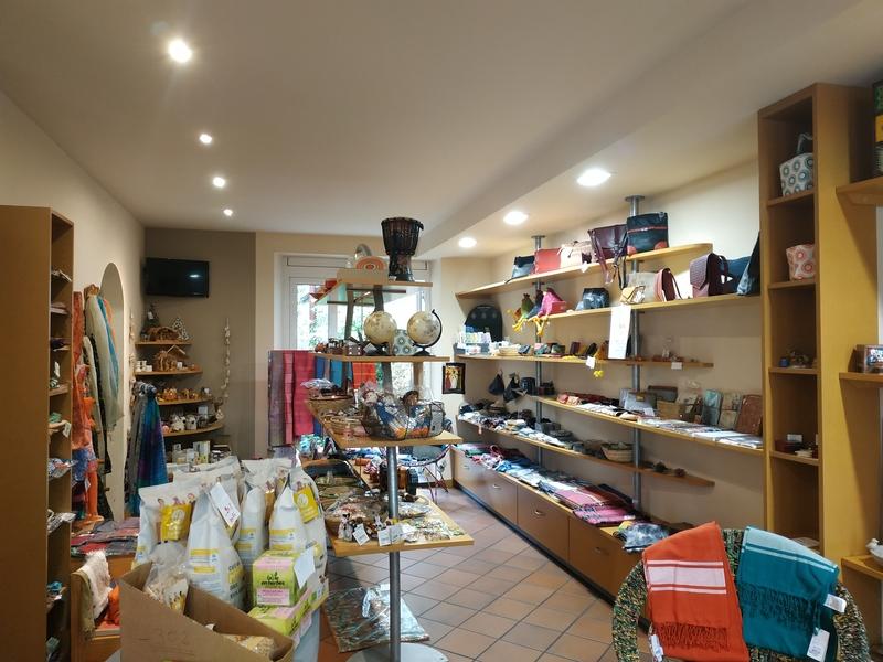 Interview : Annelise, responsable d'un magasin de commerce équitable