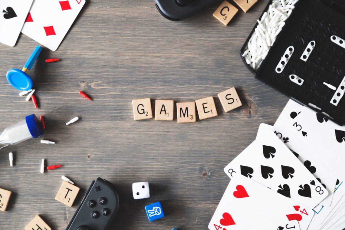 Des jeux à créer en famille