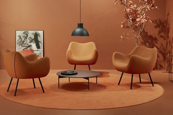 Fauteuils minimaliste Fotello