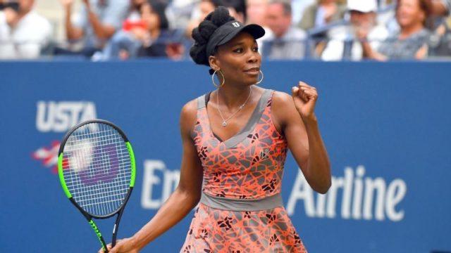 Venus Williams, figure reconnue et emblématique du tennis féminin.