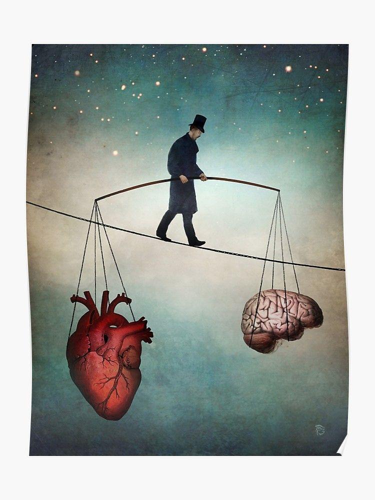 Le coeur ou la raison, que faut-il écouter ? La réponse de
