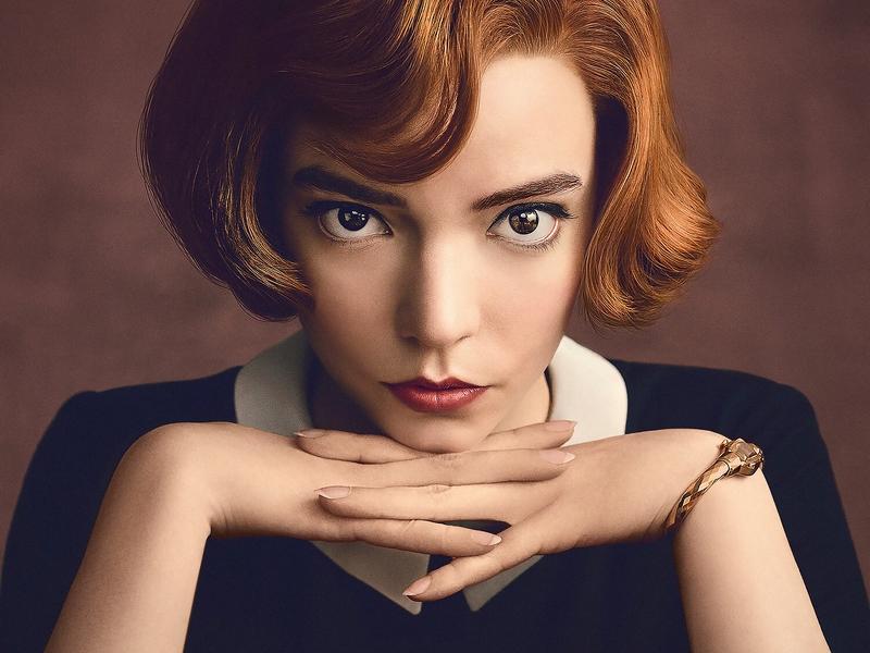 Le Jeu de la dame, plus grand succès Netflix