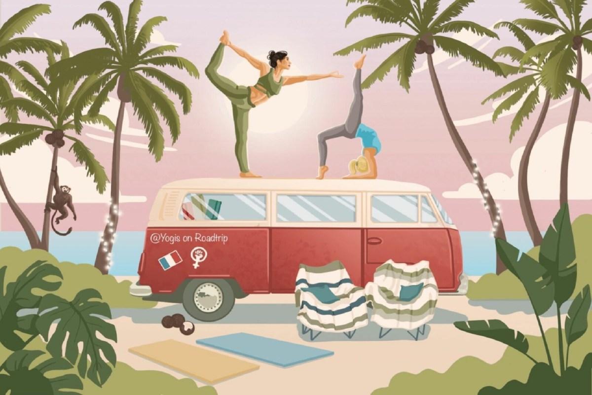 Yoga : le voyage intérieur à la découverte du monde