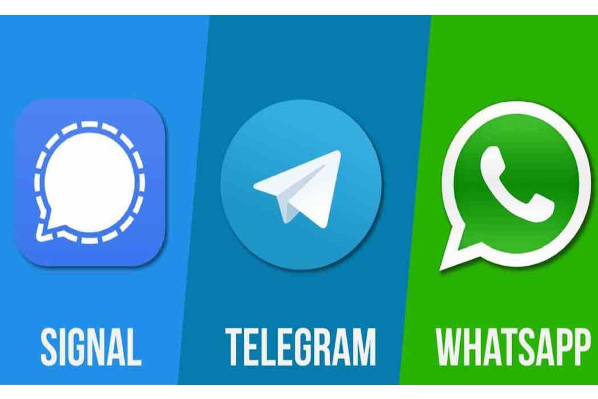 application de chat