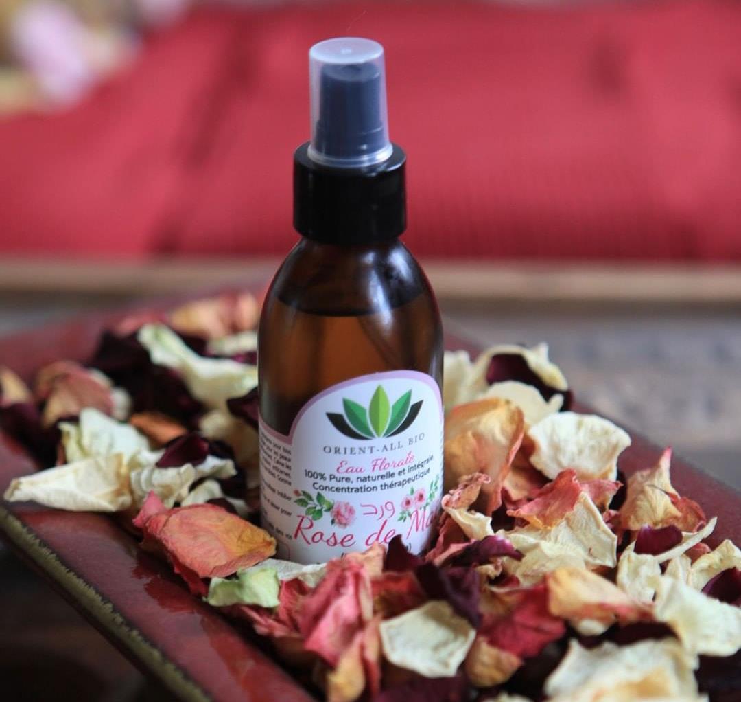 Photo : @Orient-All Bio Les cosmétiques Orient-All Bio pour le bien-être de l'humain et de son environnement.