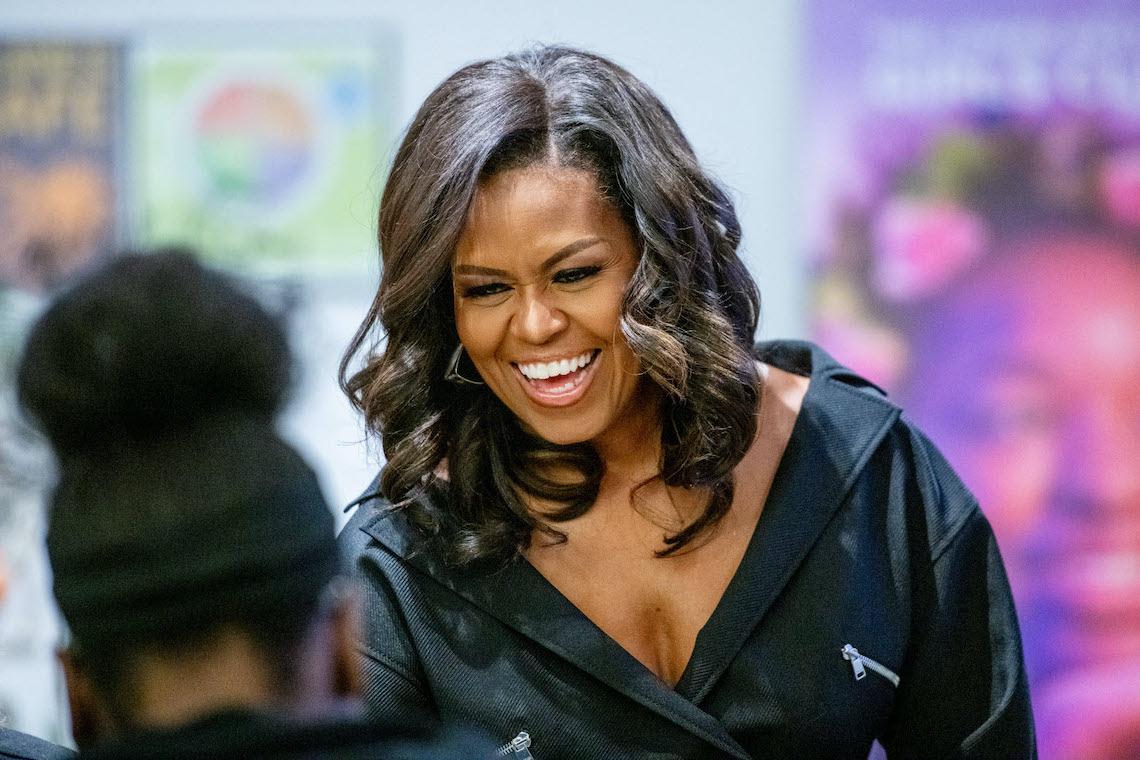 Michelle Obama : son livre Becoming adapté en documentaire Netflix