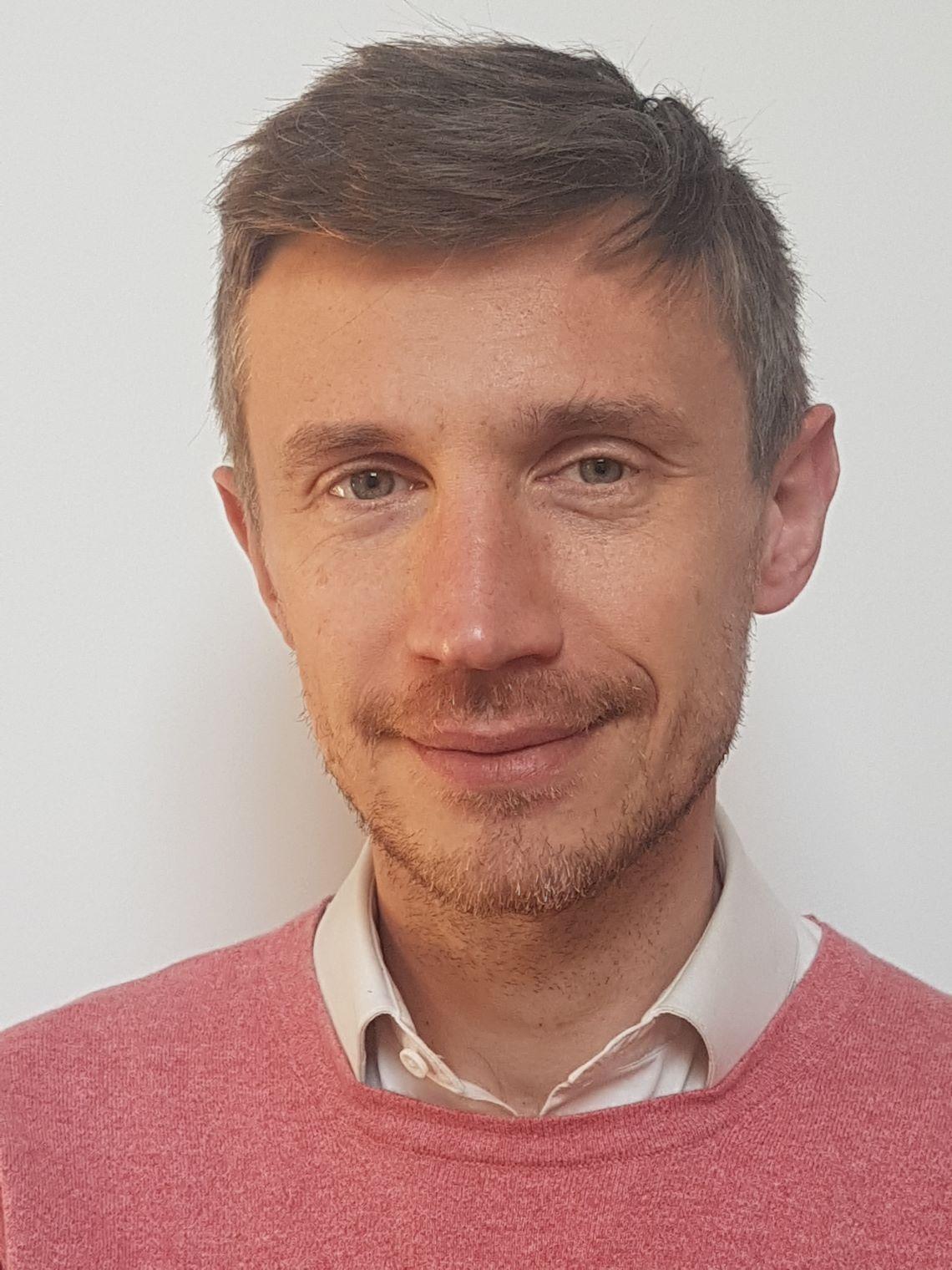 Portrait de Bastien Drut.