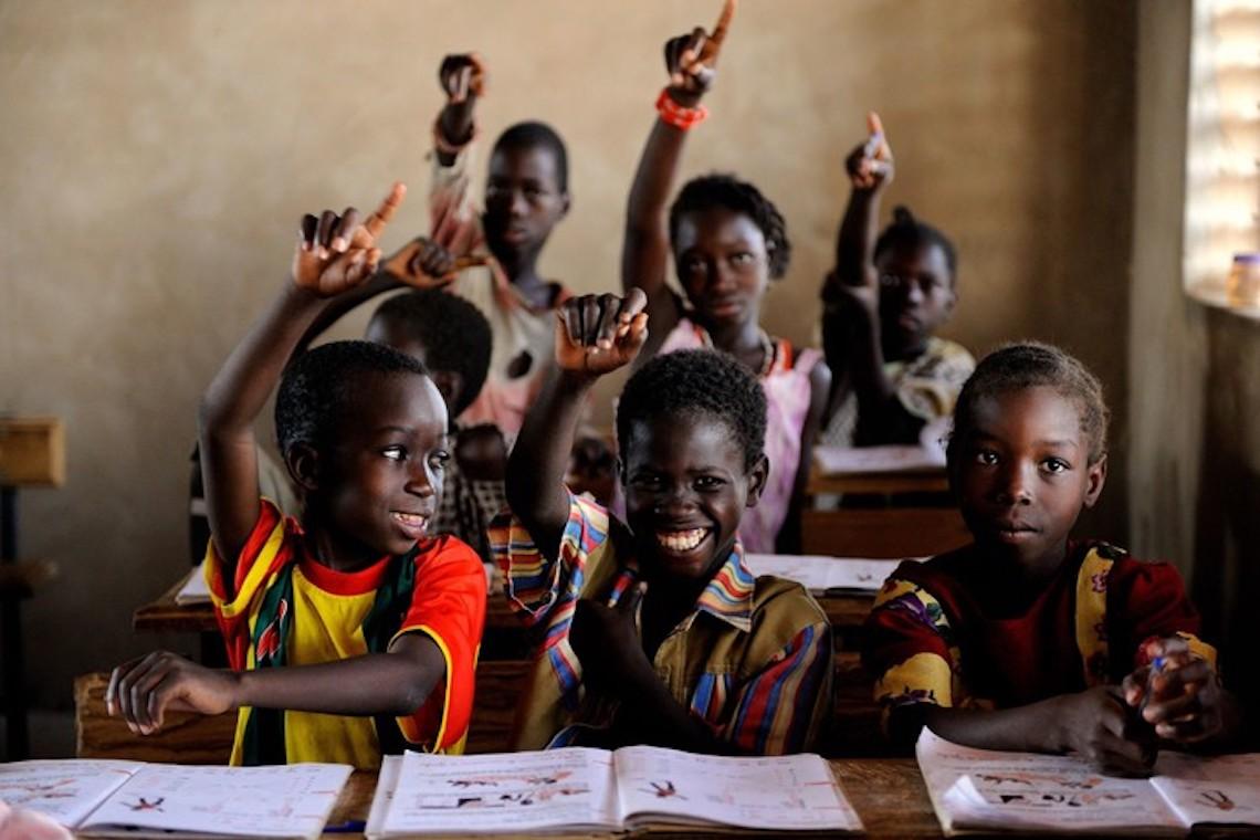 L'éducation des filles en Afrique subsaharienne