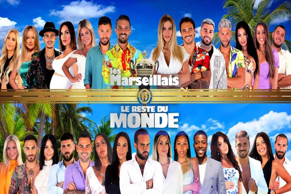 Les Marseillais VS le RDM, le tournage de la saison 6