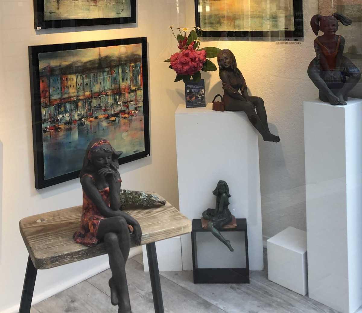 Galeries d'art Normandie