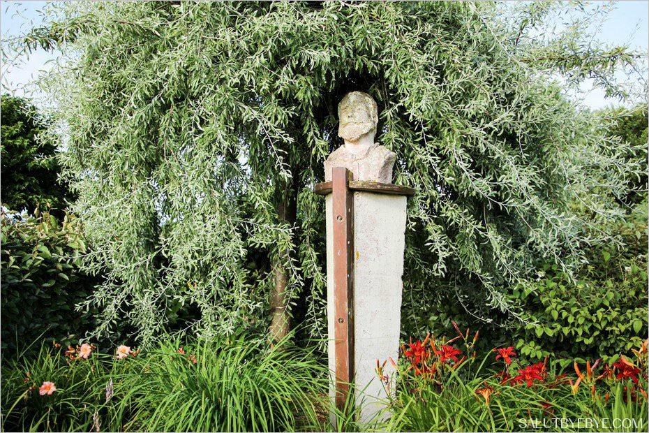 Jardin des personnalités