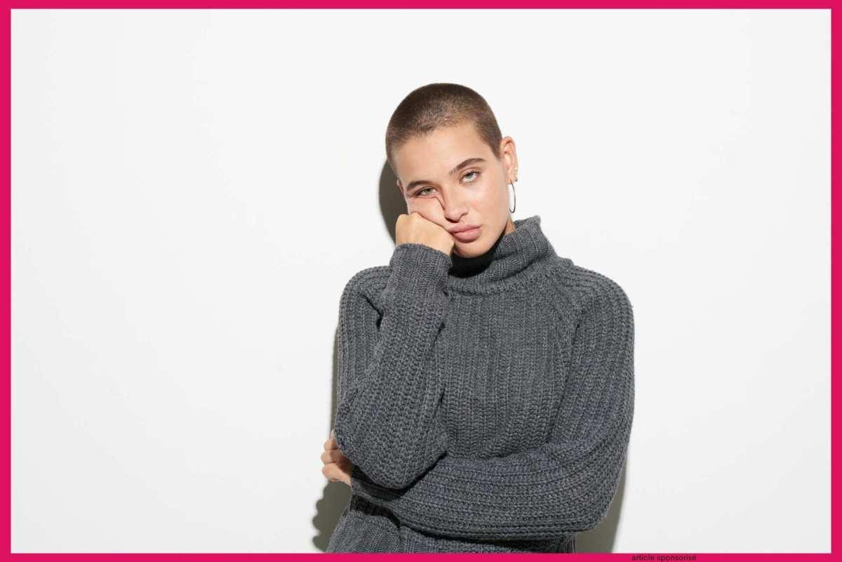 La «femme rasée»: une nouvelle tendance mode