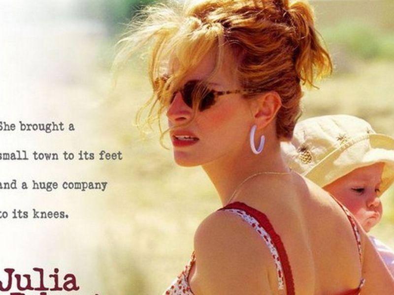 heroines iconiques du cinema - julia roberts erin cineblog