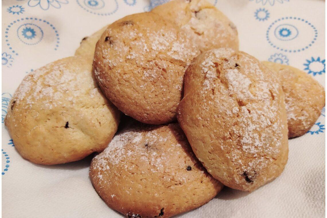 biscuits aux oranges - biscuits prêts
