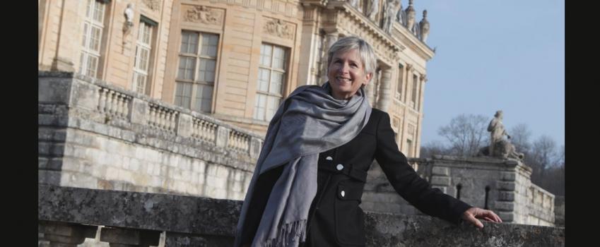 Christine Goude, l'histoire dans la peau
