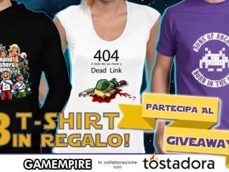 Giveaway Gamempire e Tostadora