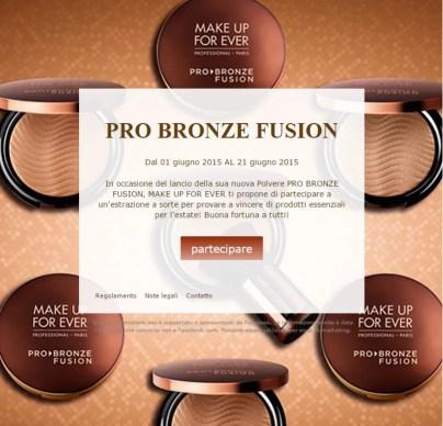 Concorso Pro Bronze Fusion