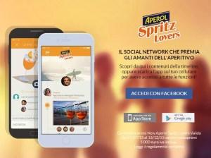 Concorso a premi New Aperol Spritz Lovers