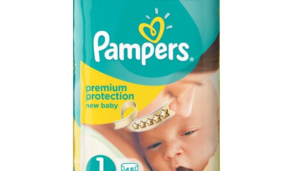 Pannolini Pampers