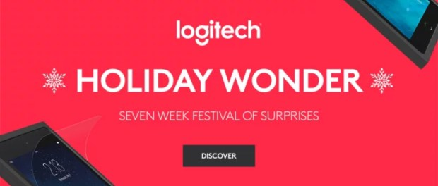 Holiday Wonder Concorso Logitech