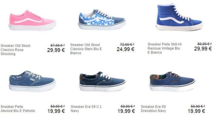 Abbigliamento e scarpe Vans a partire da 24.99 su Privalia