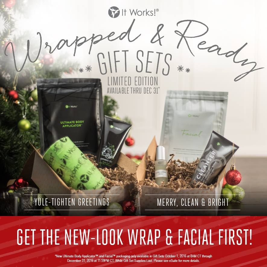 Gift Set It Works