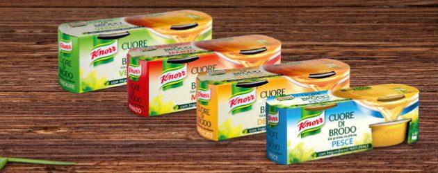 Club del Passaparola tester Cuore di Brodo Knorr