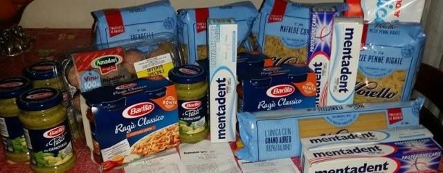 Vi racconto la mia spesa - tre supermercati