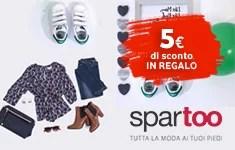 Vodafone Ricarica Marzo: in omaggio buono Spartoo da 5 €