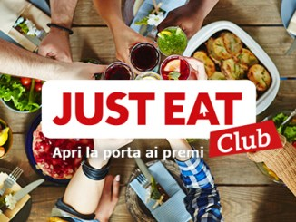 Just Eat Club Concorso Just Win