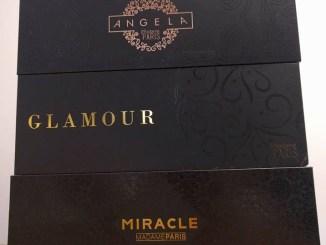 Spazzole liscianti Madame Paris confezione
