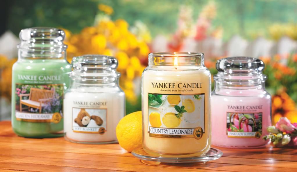 Risparmiare sulle Yankee Candle