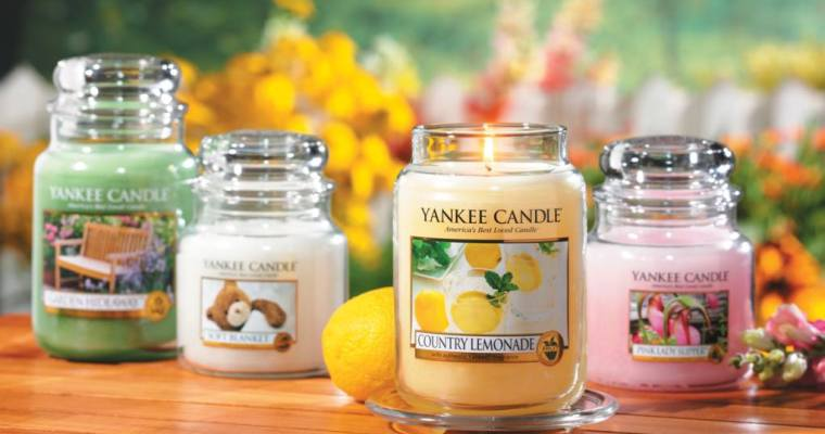 Yankee Candle: non solo candele, ma anche tart