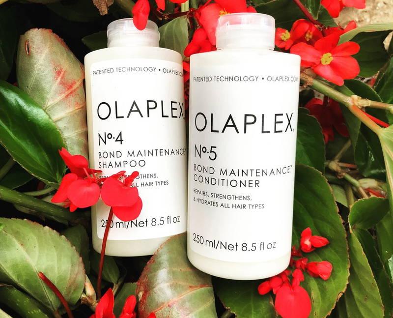 Shampoo balsamo Olaplex