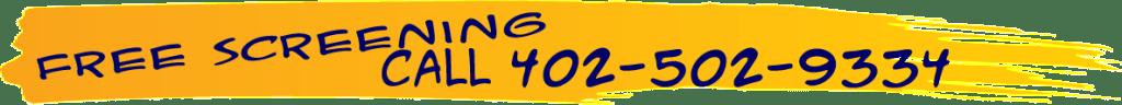 Free Hypnosis Screening 402-502-9334