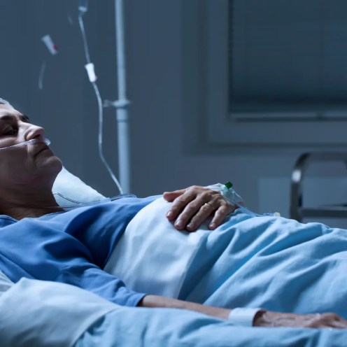 Medicare covered hospice care